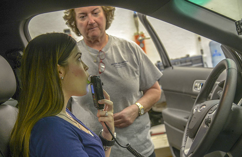 Ignition Interlock Devices And Compliance